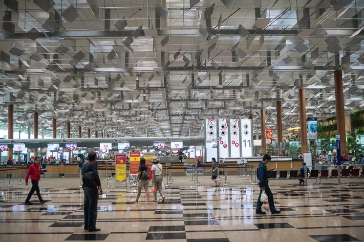 Places | Germany | Singapore, Republic of Singapore, Changi Airport Terminal 3 | 02414639