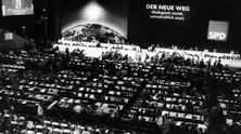 SPD Unification party conference 28.09.1990