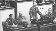Session of the German Reichstag 01.09.1939