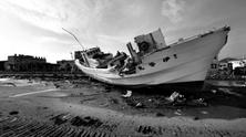 Aftermath of the earthquake and tsunami in Japan, 2011 - by Regina Schmeken