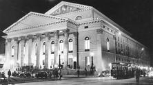 Reopening of the Bayerische Staatsoper München on 21.11.1963