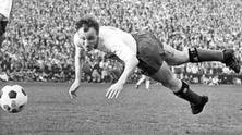 Uwe Seeler as a player
