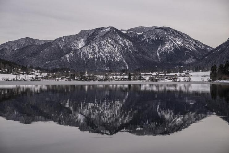 Places | Bavaria | Schliersee, Winter 2020 - by Luise Aedtner 02981718