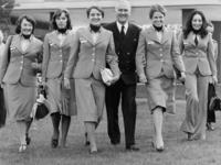 The first female doctors of the Bundeswehr, 1975 Werek/Süddeutsche Zeitung Photo